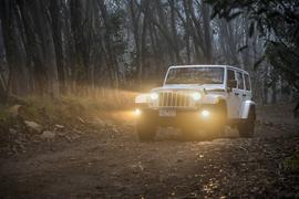 Jeep Wrangler 2014 Review