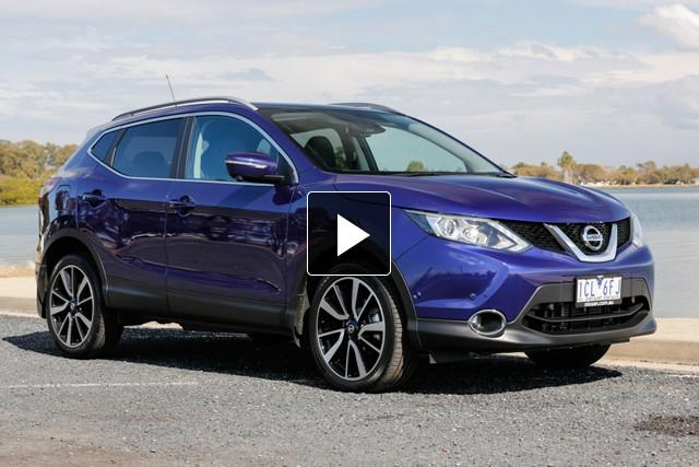Nissan QASHQAI 2014: Video Review
