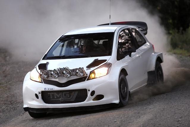 Official: Toyota confirms WRC comeback