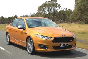 Ford doubling XR8 production