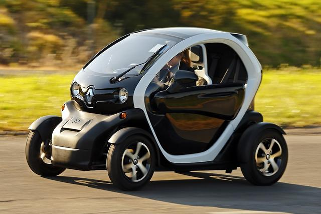 Renault's quadricycle quandary