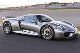 Porsche confirms 918 Spyder successor