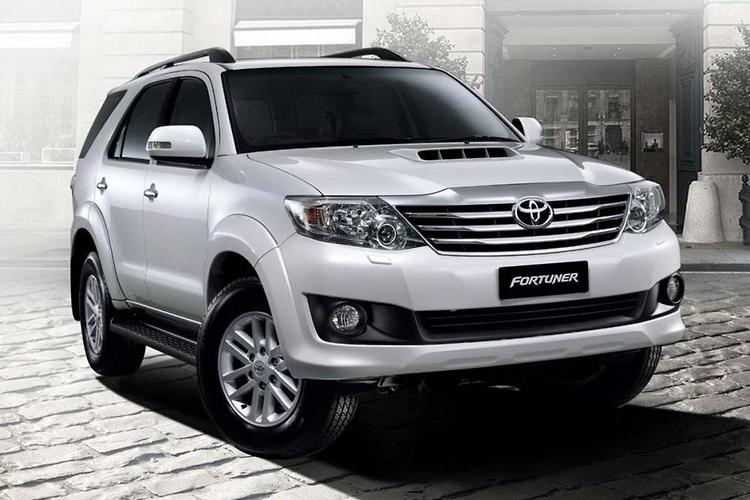 Fortuner to join next HiLux here by 2015
