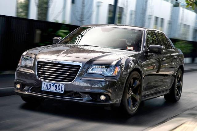 Chrysler 300S 2014 Review