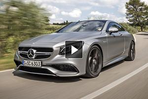 Mercedes-Benz S 63 AMG Coupé: Launch Video
