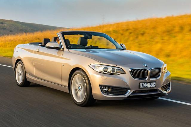 BMW 2 Series Convertible 2015 Review