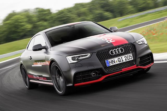 Audi RS 5 and A6 TDI Concept 2014 Review