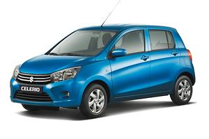 Suzuki Alto successor takes shape