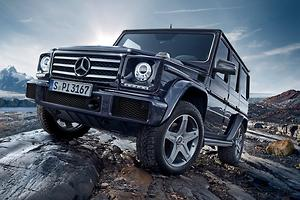 Mercedes G-Class gets makeover