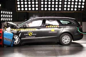 Mondeo, NX and Prius v all top ANCAP