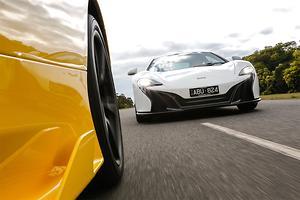 Ferrari 458 Speciale and McLaren 650S Review