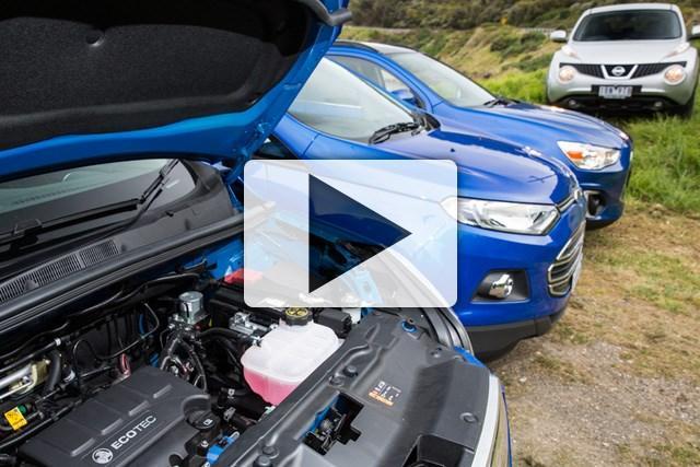 Light SUV Comparison 2014: Video