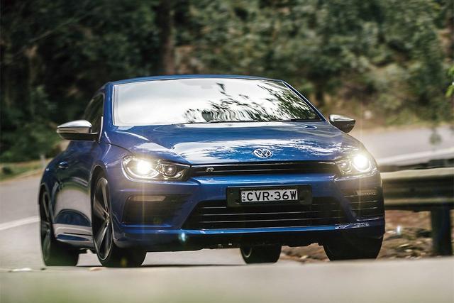 Volkswagen Scirocco R 2015 Review
