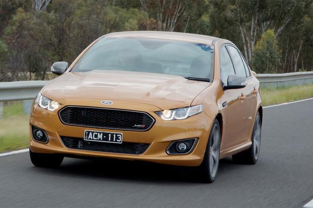 Ford undercalls XR8 demand