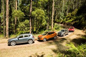 Family Values: 2014 Medium SUV Comparison