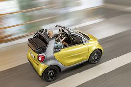 FRANKFURT MOTOR SHOW: smart shows off new ForTwo Cabrio