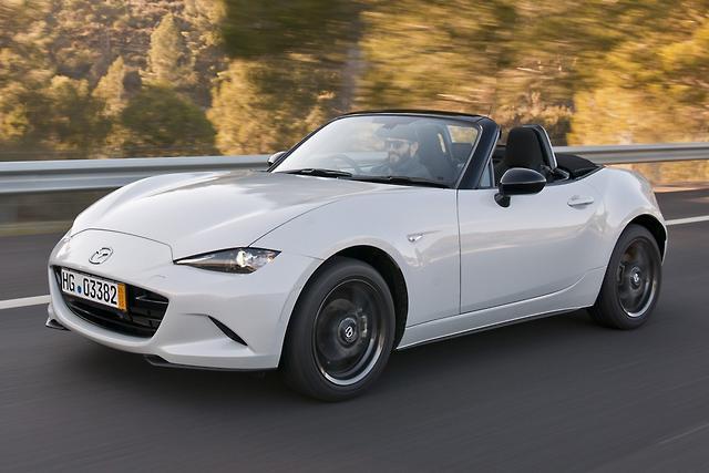 Mazda MX-5 2015 Review