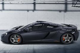 McLaren announces 650S Le Mans special edition