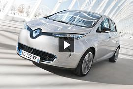 Renault ZOE 2013: Launch video