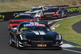 MOTORSPORT: V8 Supercars takes over Bathurst 12-Hour