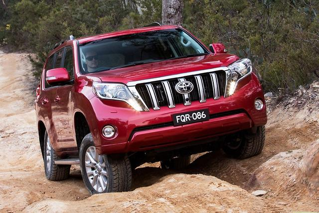 Toyota Prado 2015 Review