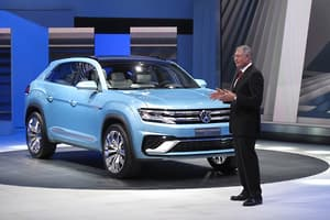 DETROIT MOTOR SHOW: Volkswagen's plug-in SUV mooted for Oz