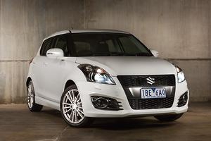 Suzuki Swift Sport 2014 Review