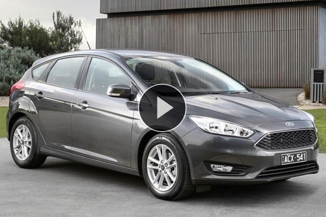 Ford Focus 2015: Video Review