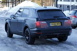 Bentley Bentayga SUV due early 2016