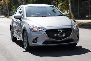 Mazda Mazda2 2015 Review