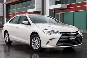 Camry gains value, driver aids and sports grade