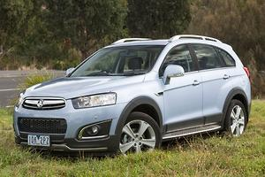 Holden Captiva 7 2015 Review