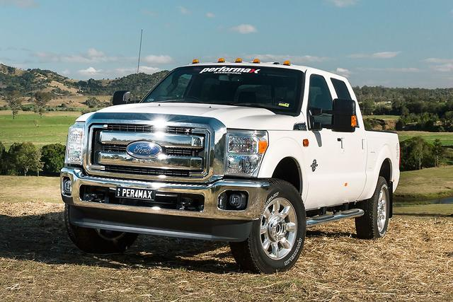 Ford F-Series returns