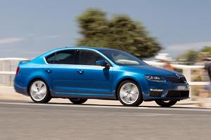 Skoda Octavia RS 2014 Review