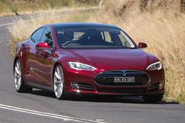 Tesla Model S 2014 Review