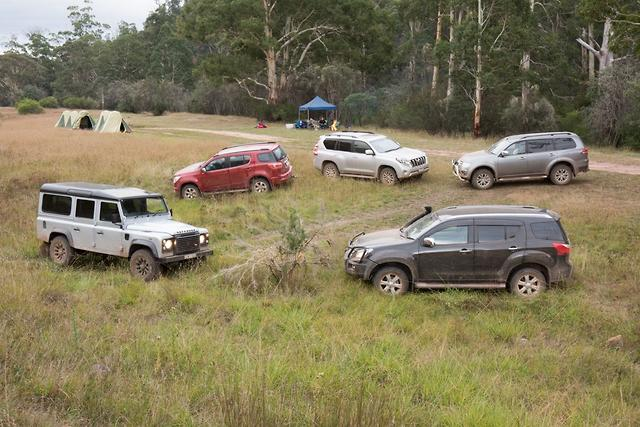 Offroad SUV 2015 Review