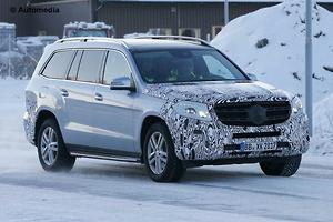 Mercedes-Maybach GLS super-SUV firms