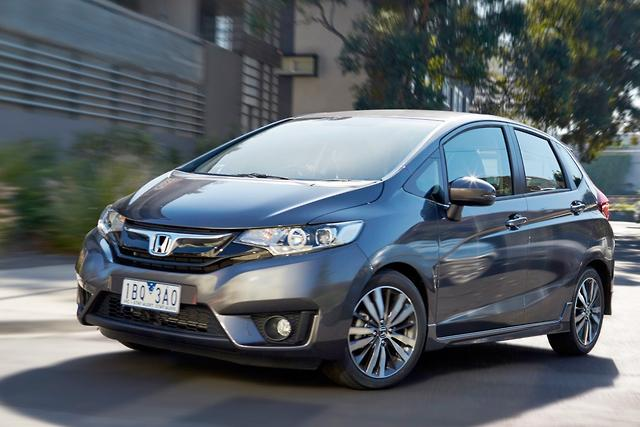 Honda Jazz 2014 Review