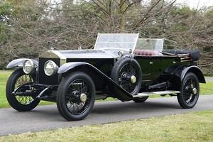 Silver Ghost fetches $371,000 at auction