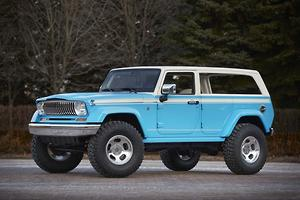 Jeep's concept car onslaught