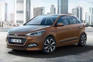 PARIS MOTOR SHOW: Hyundai reveals new i20