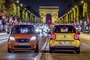 PARIS MOTOR SHOW: smart's local future unclear