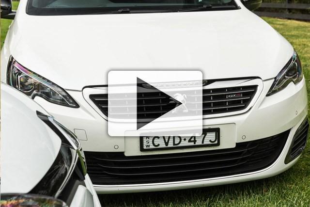 Car design: Peugeot vs Renault