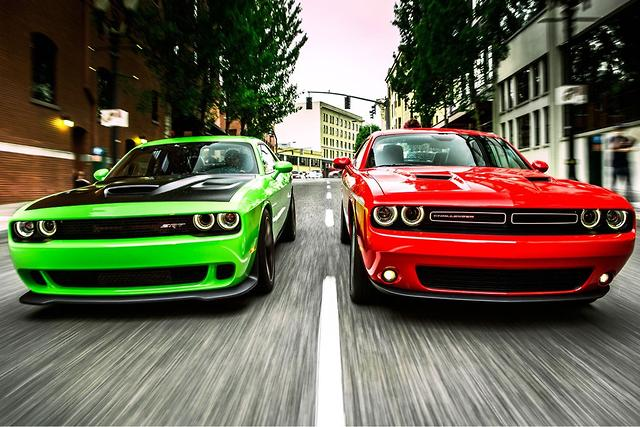 Dodge Charger, Challenger firm for Oz