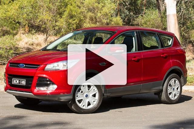 Ford Kuga Ambiente Mark II 2015: Video...