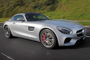 Mercedes-AMG GT S 2015 Review
