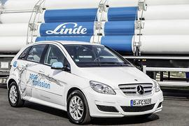 Germany builds more Hydrogen filling stations