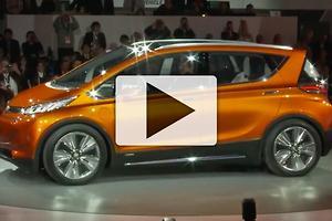DETROIT MOTOR SHOW: Chevrolet unveils new Volt and Bolt EV Concept
