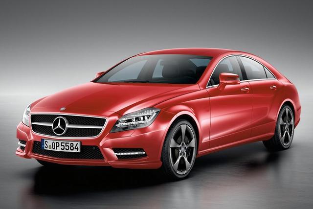 Mercedes-Benz CLS-Class 2014 Review