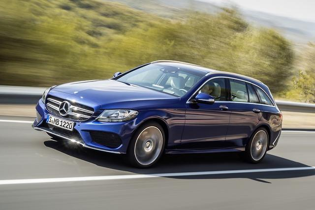 Mercedes-Benz C-Class Estate 2014 Review
